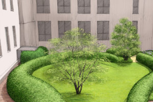 Wirtz International Landscape Architects - Chambon Brussels