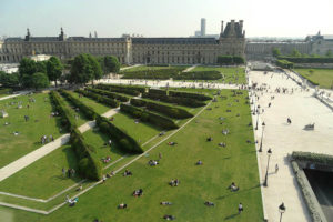 Wirtz International Landscape Architects - Les Jardins du Carrousel, Paris (France)