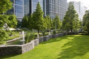 Wirtz International Landscape Architects - Jubilee Park London (UK)