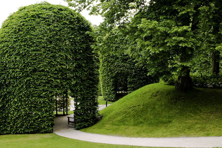Wirtz International Landscape Architects - Alnwick Garden, Alnwick (UK)