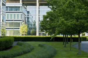 Wirtz International Landscape Architects - Léopold Square Office Park, Brussels (BE)