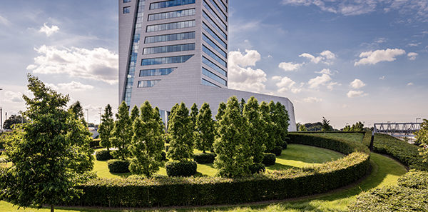 MG Tower, Ghent (BE)