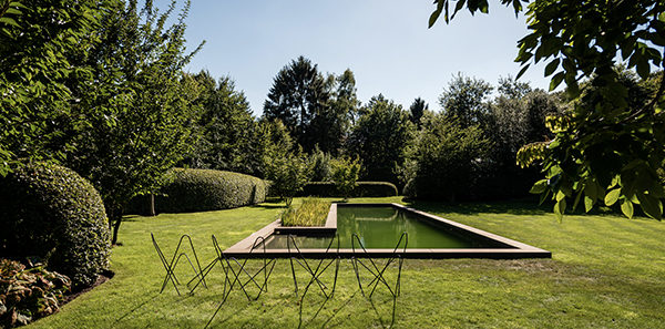 Private Garden, Ghent (BE)