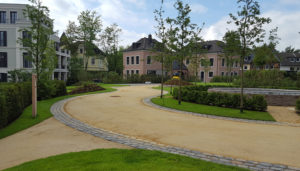 Wirtz International Landscape Architects - Rheinblick Residences Bonn Gemany