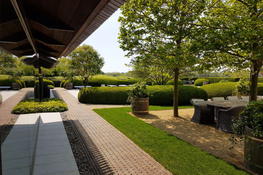 Wirtz International Landscape Architects - Private Garden New York USA