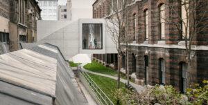 Wirtz International Landscape Architects - International Architecture Award for the Royal Academy of Arts Masterplan