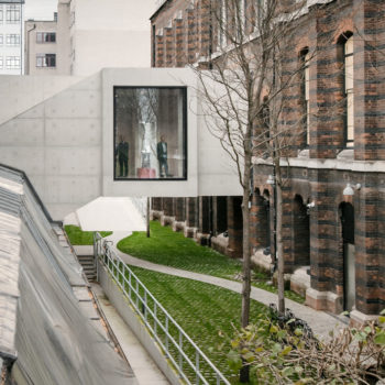Wirtz International Landscape Architects - International Architecture Award for the Royal Academy of Arts Masterplan