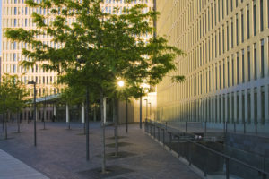 Wirtz International Landscape Architects - City of Justice Barcelona