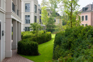 Wirtz International Landscape Architects - Rheinblick Residences Bonn Germany